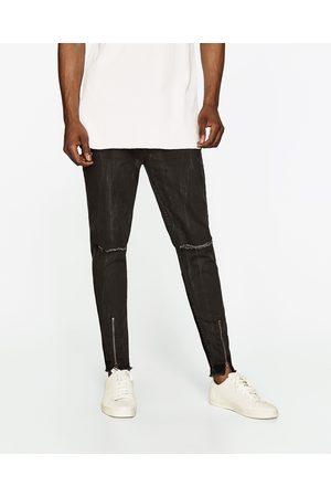 Hombre Skinny - Zara DENIM SKINNY FIT - Disponible en más colores