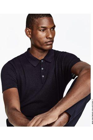 Hombre Polos - Zara POLO CALADO - Disponible en más colores