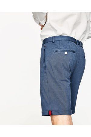 Hombre Bermudas - Zara BERMUDA KNIT - Disponible en más colores