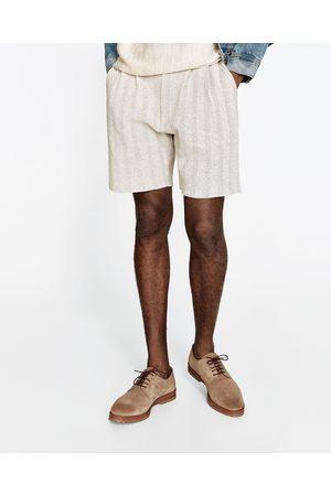 Hombre Bermudas - Zara BERMUDA PUNTO