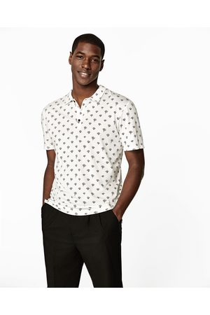 Hombre Polos - Zara POLO ALLOVER - Disponible en más colores