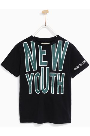 Zara CAMISETA SPORT NEW YOUTH