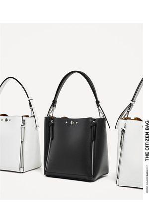 Zara SACA CREMALLERAS - Disponible en más colores