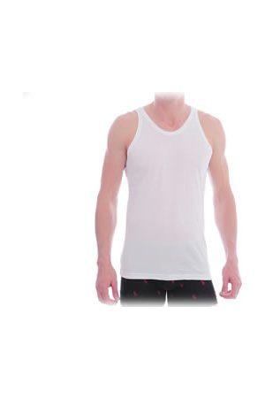 Ralph Lauren Camiseta de Algodón Blanca