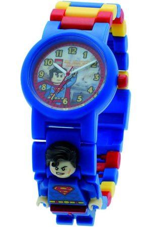 Lego DC Universe Súper Héroes 8020257 Reloj para Niño Color Multicolor