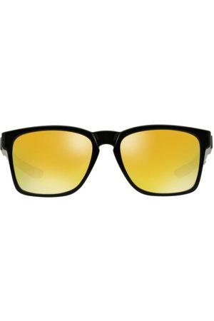 Oakley Catalyst 0OO927292720455 Lente Solar para Caballero Color Negro