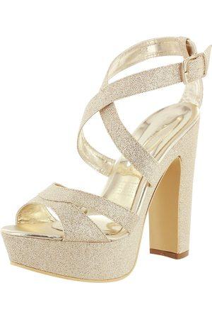 Color ¡compara Ahora Y De Noche Dorado Compra Zapatos Fiesta Mujer WroxdCBe