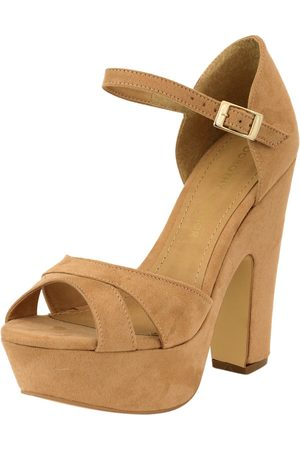 Color Beige Ahora Y Compra ¡compara Calzado Sandalia De Mujer Online CeWrodxB