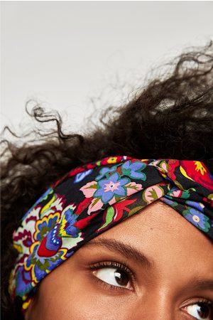Zara TURBANTE ESTAMPADO FLORAL - Disponible en más colores