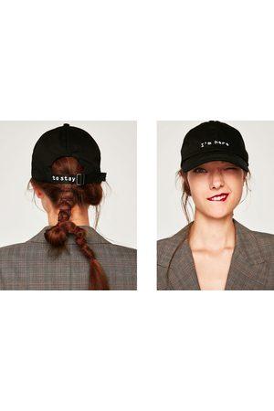 Gorras de mujer Zara verano ¡Compara ahora y compra al mejor precio! e3eef8592d2