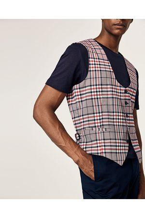 Chalecos de hombre Zara verano 2016 ¡Compara ahora y compra al mejor ... e7951beeb87