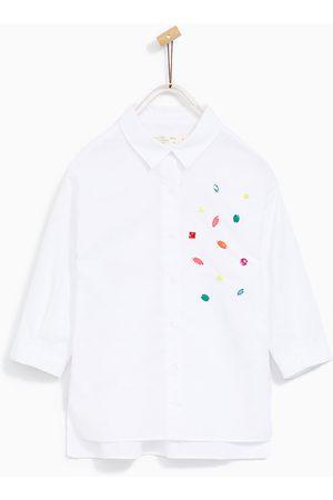dc75ac8b1 Camisas de niña Zara prendas ¡Compara ahora y compra al mejor precio!