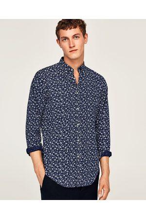 ESTAMPADO colores Disponible más CAMISA FLORES Zara en 0xwCT81q