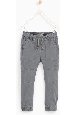 Colores Jogger Pantalón Combinado Zara Disponible En Más YWZxzFn