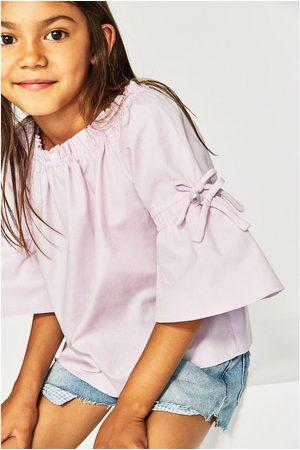 a2d0105c7 Camisas Y Blusas de niña Zara verano 2016 ¡Compara ahora y compra al ...