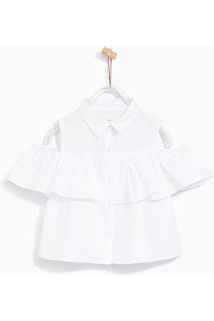 Camisas Zara Ahora Blusas Ropa Y De Niña Compra ¡compara Moda Al FRWSX