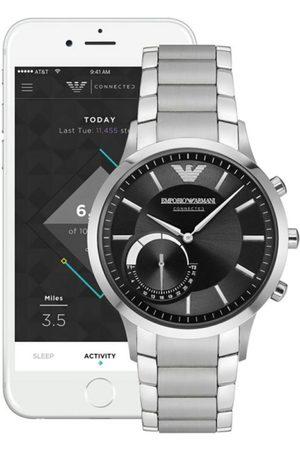 Smartwatch híbrido para caballero Emporio Armani Connected Renato