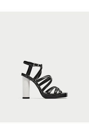dc5ef0e14 Sandalias de mujer Zara shoes online ¡Compara ahora y compra al ...