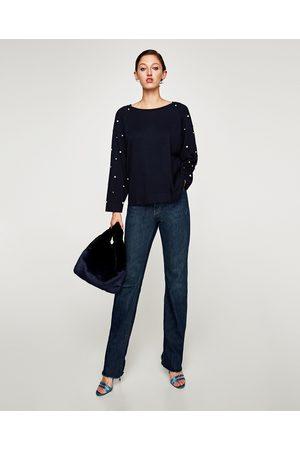 Zara JERSEY PERLAS - Disponible en más colores