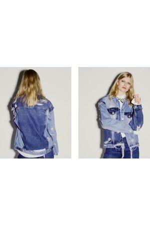 Zara The vintage denim jacket