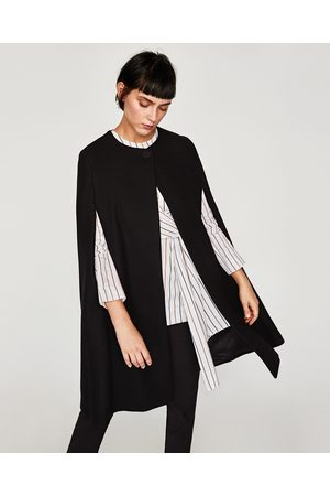 Zara CAPA LARGA PAÑO - Disponible en más colores