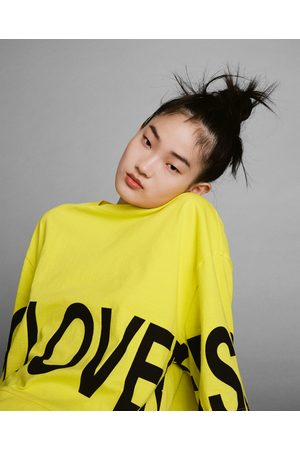 35972deb81fa3 Online Crop Tops de mujer color amarillo ¡Compara ahora y compra al mejor  precio!