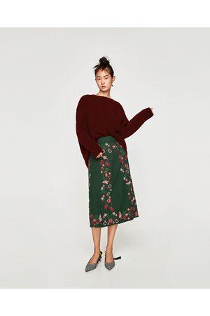e91f639e2a Faldas Midi de mujer Zara 2016 ¡Compara ahora y compra al mejor precio!