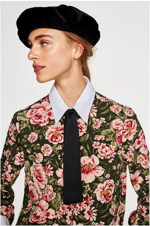 Zara BOINA TERCIOPELO - Disponible en más colores