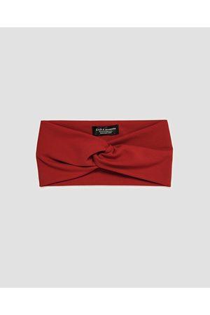 Zara DIADEMA TURBANTE - Disponible en más colores