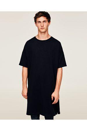 Zara CAMISETA LONG LENGHT - Disponible en más colores