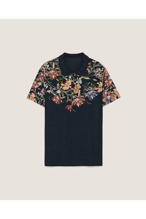 Zara POLO FLORES - Disponible en más colores