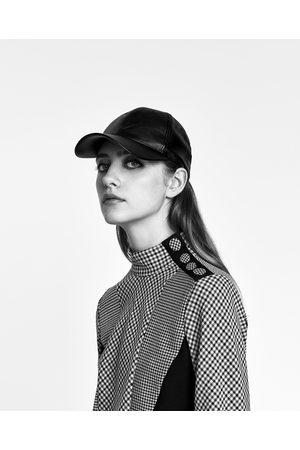 Gorras de mujer Zara tienda online ¡Compara ahora y compra al mejor ... 266bbb65cdf