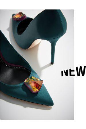 ¡compara Tacones Verdes Al Zara De Ahora Mujer Mejor Compra Precio Y xgnTfqg