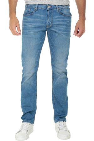 Jeans Tommy Hilfiger corte straight algodón