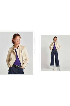 Zara BIKER EFECTO ANTE - Disponible en más colores
