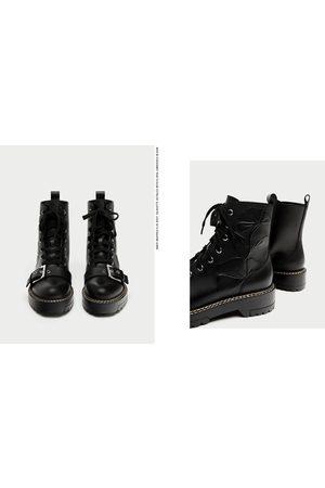 5792970249c Botas Y Botines de mujer Zara moda y ¡Compara ahora y compra al mejor  precio!