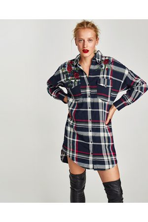 77f3500157 camisa cuadros Vestidos Camiseros de mujer ¡Compara ahora y compra al mejor  precio!