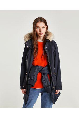 Zara PARKA DESMONTABLE - Disponible en más colores