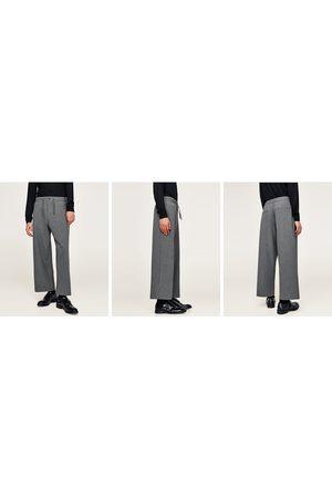 Pantalones Anchos Y De Harem Zara Colores Para Hombre Fashiola Mx