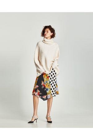 Zara JERSEY OVERSIZE CUELLO VUELTO - Disponible en más colores