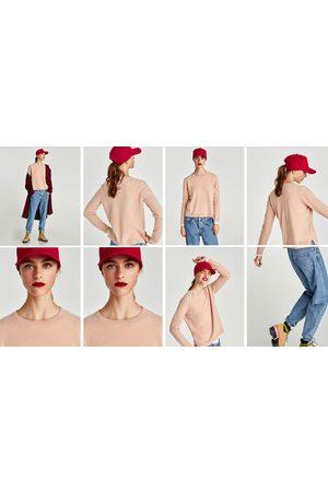 Zara JERSEY CASHMERE CUELLO CAJA - Disponible en más colores