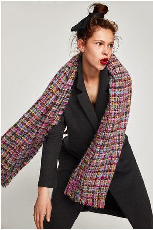 nuevo producto 6ab03 979bf Bufandas Y Pashminas de mujer Zara tipo ¡Compara ahora y ...