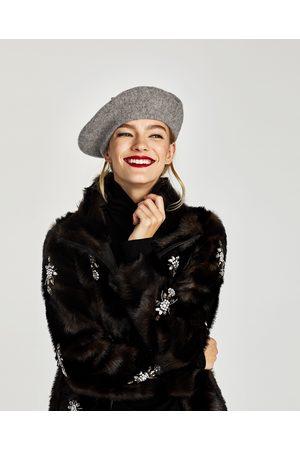 Zara BOINA LISA FIELTRO - Disponible en más colores