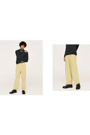 Gljiva Pobuna Napraviti Eksperiment Pantalones De Pana Hombre Zara Workout4wishes Org