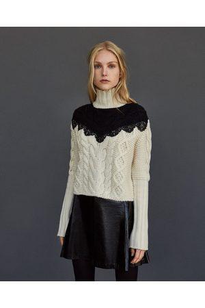Sweaters moda Ropa de mujer color beige ¡Compara ahora y