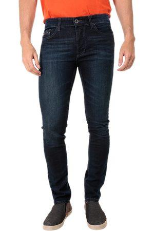 Jeans Calvin Klein corte recto algodón