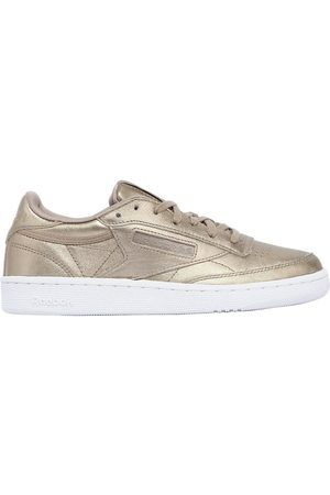 "Reebok Sneakers ""club C 85 Hype"" De Piel Metalizada"