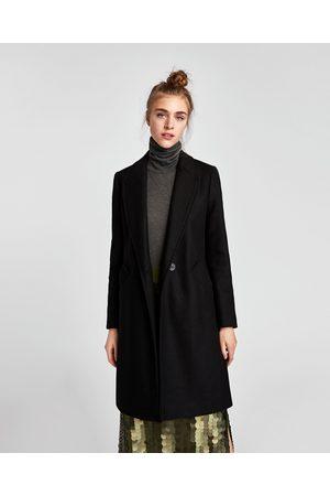 Compra Zara Abrigos De Lana de hombre online | FASHIOLA.mx