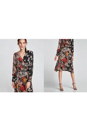 Vestidos De Mejor Zara Mujer Compra Cruzado Ahora Al Y Midi ¡compara agqrBa