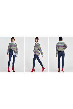 Zara JEGGING TIRO ALTO LAZOS - Disponible en más colores
